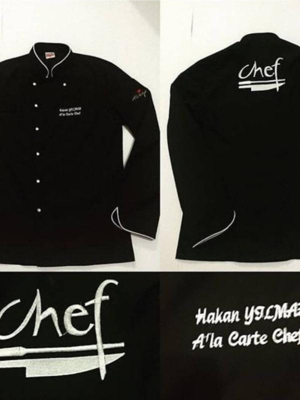 Aşçı Ceketi 33