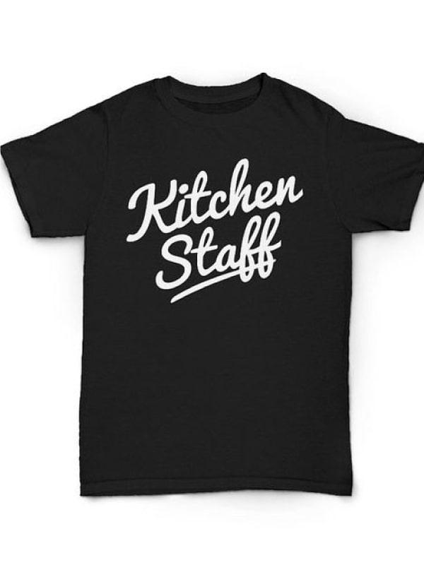 Aşçı Tişört 13