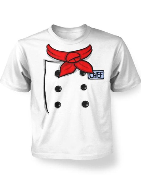 Aşçı Tişört 9