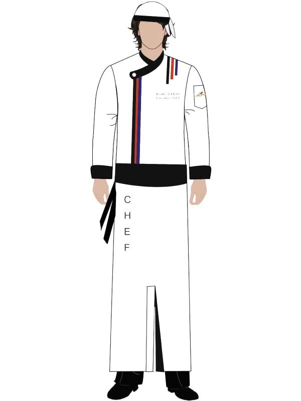 Aşçı Üniforması 74