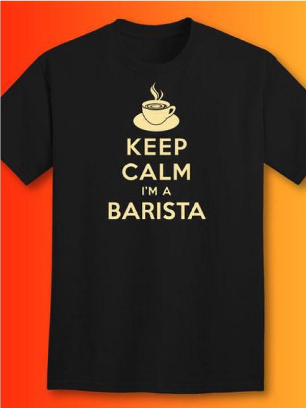 Barista Tişört 3