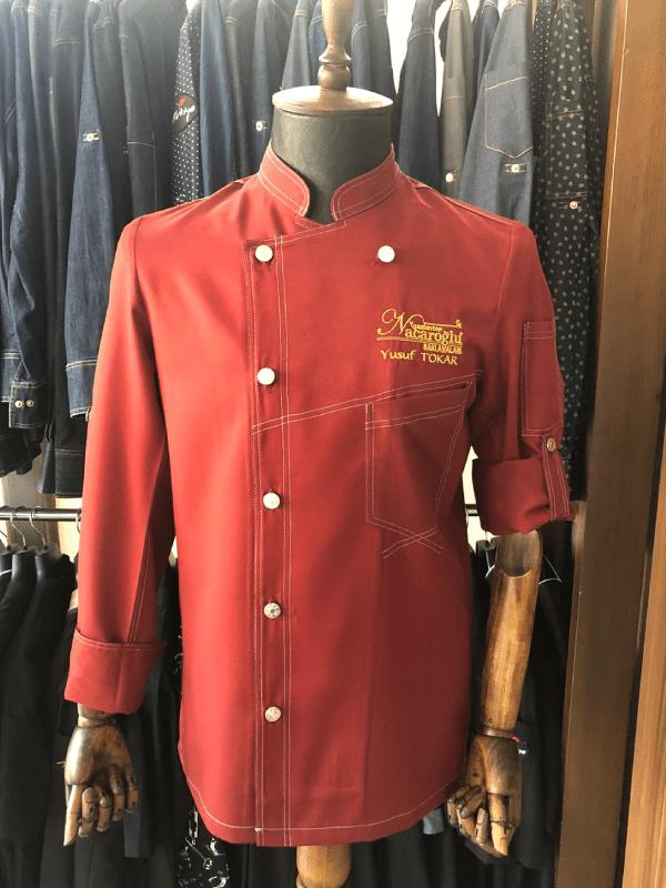 Aşçı Ceketi 76