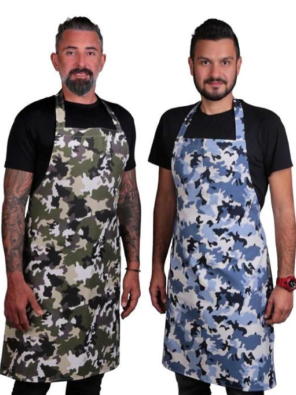 Aşçı Elbisesi Tasarım Önlükler 58
