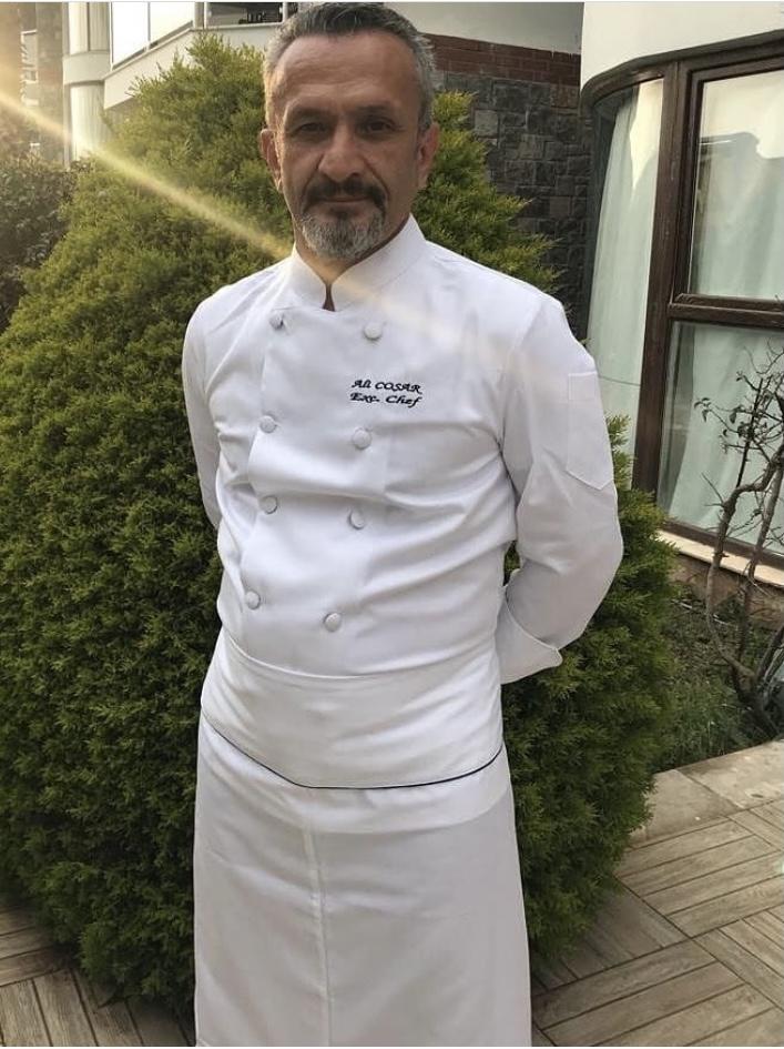 Aşçı Ceketi Aşçı Elbisesi